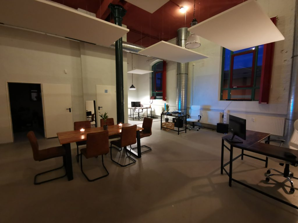 startup-loft-coworking space