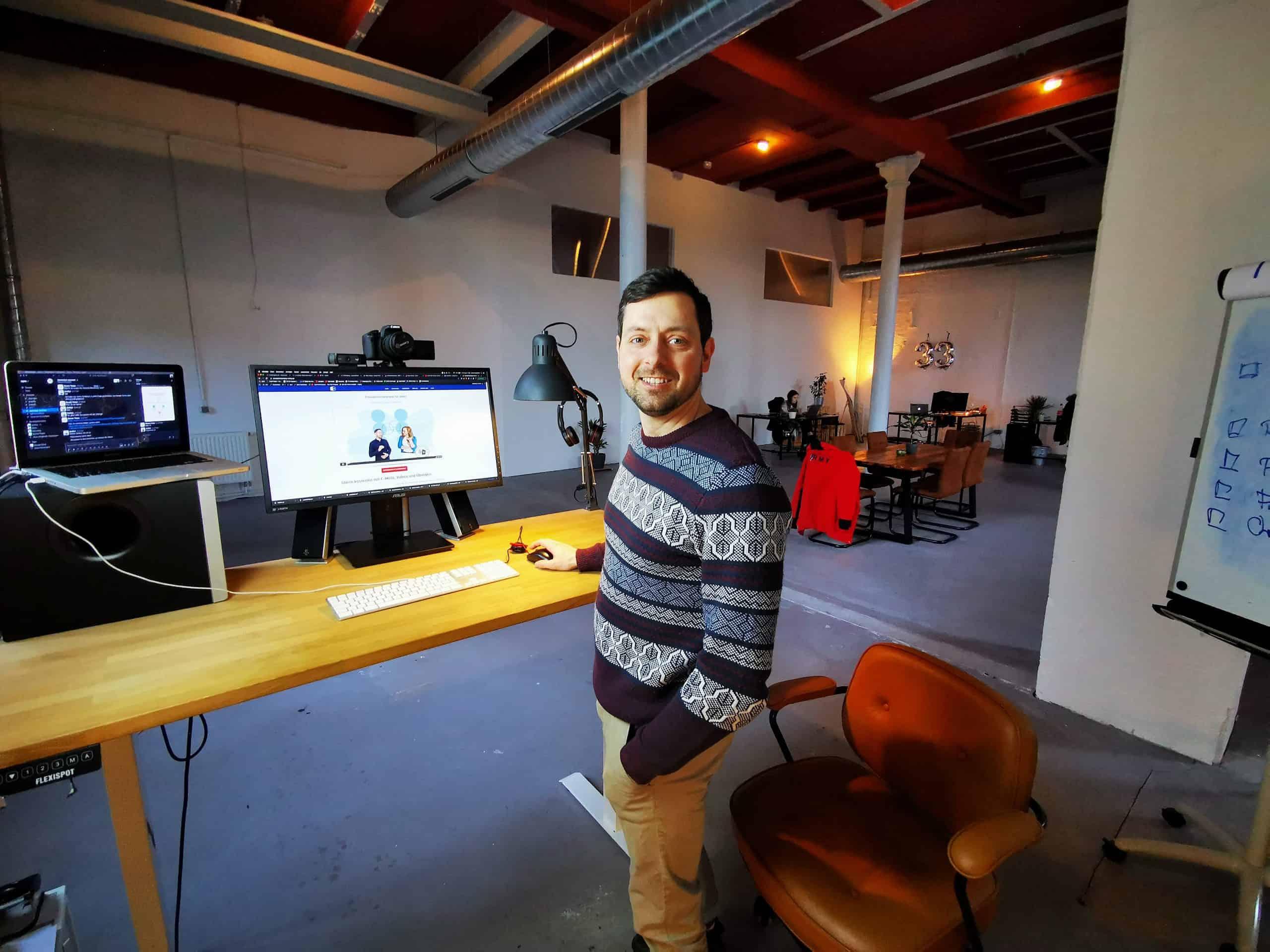 entrepreneur steffen raebricht
